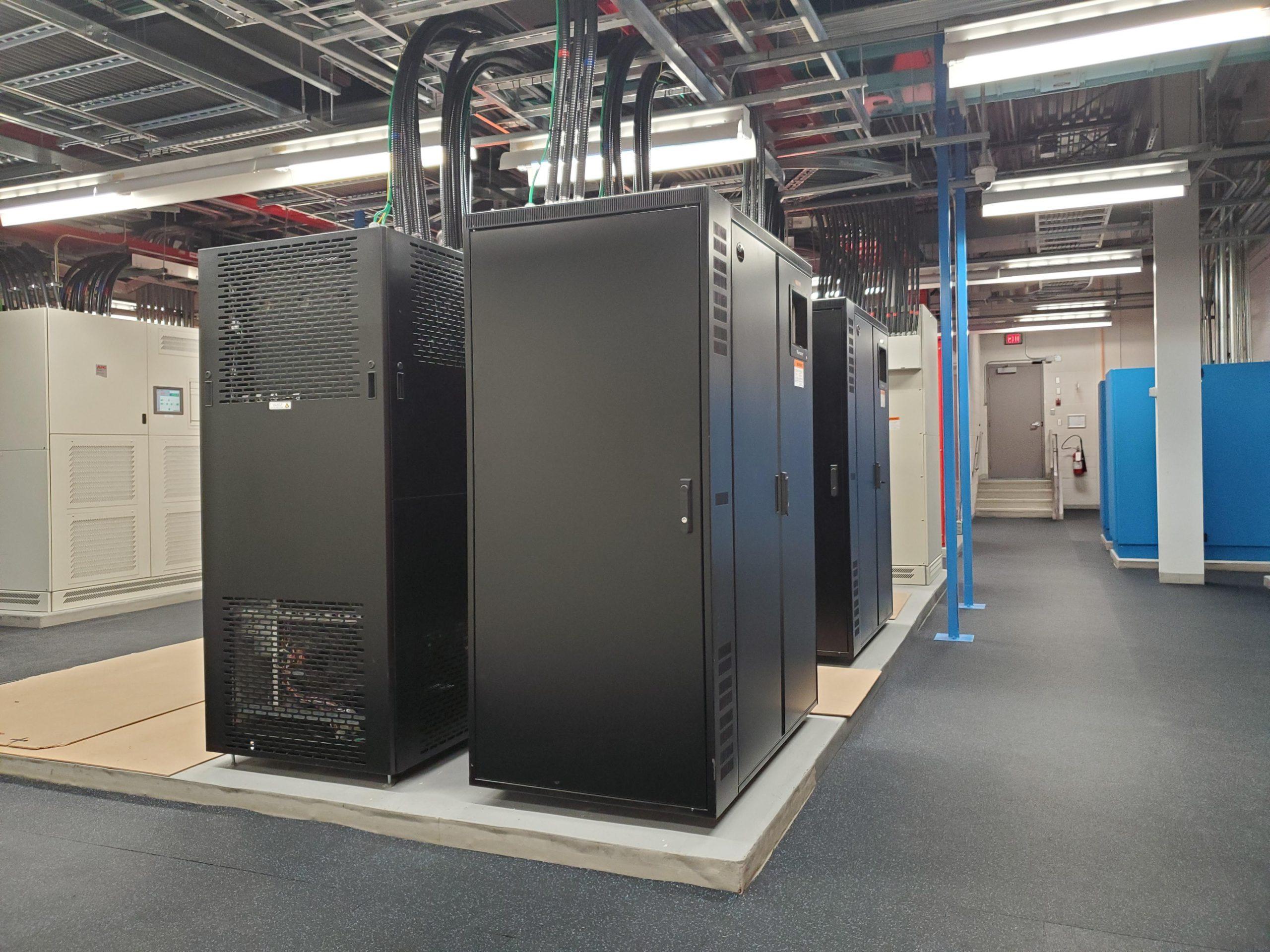 data centre hardware decorative