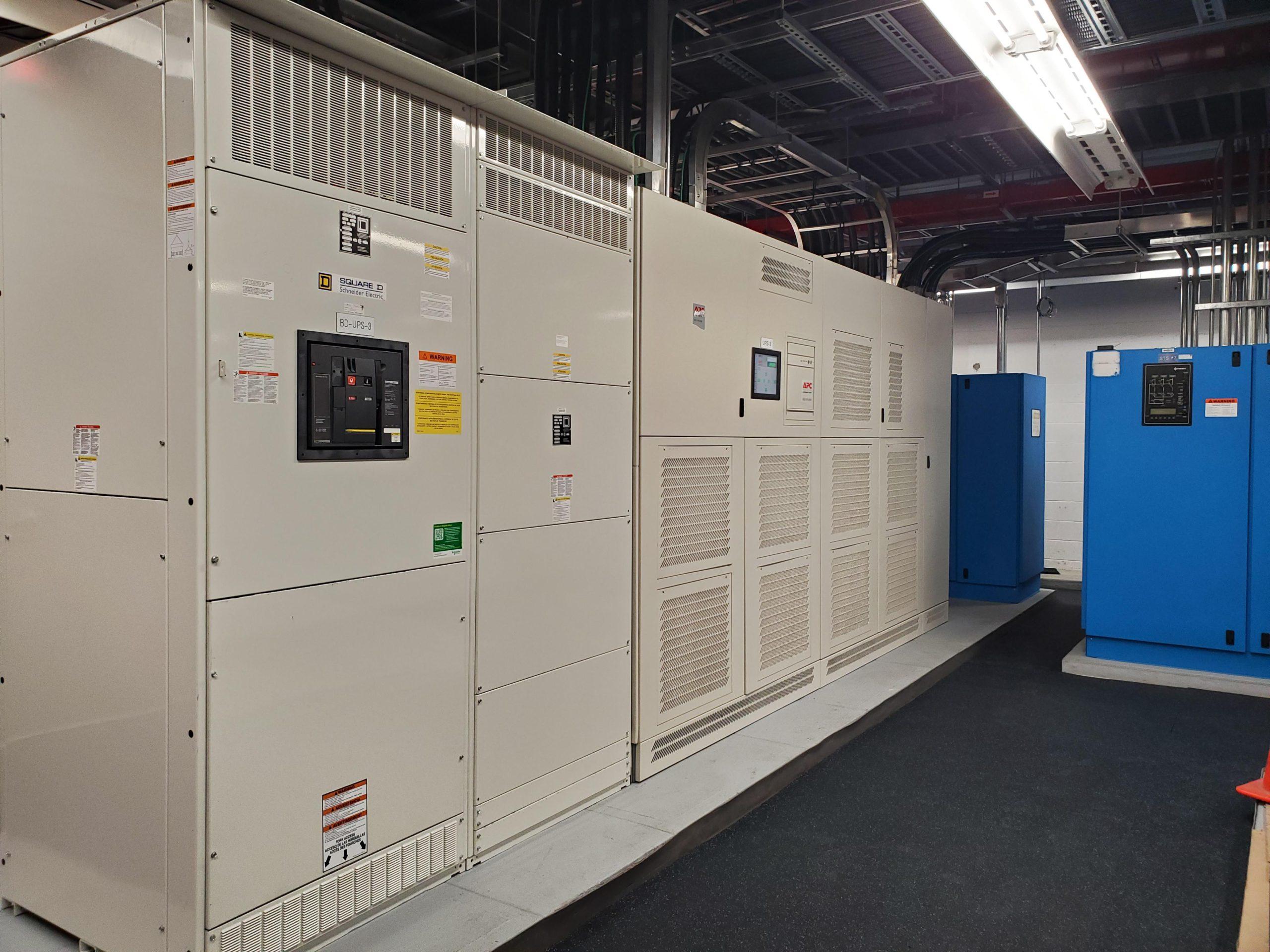 data centre power decorative