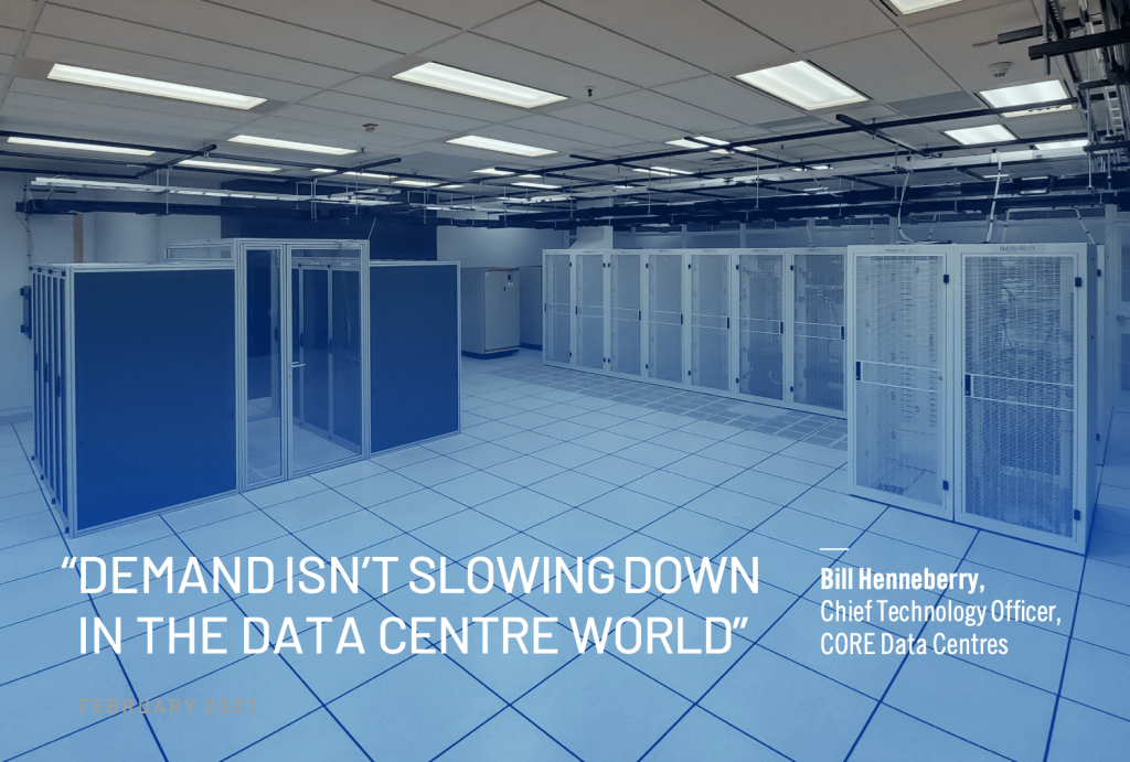 demand isn't slowing down in the data centre world article banner